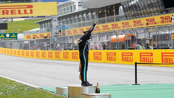 Formula 1: Lewis Hamilton Dekati Rekor Schumacher