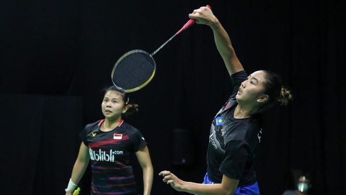 Hasil Undian Perempatfinal Ganda Putri PBSI Home Tournament