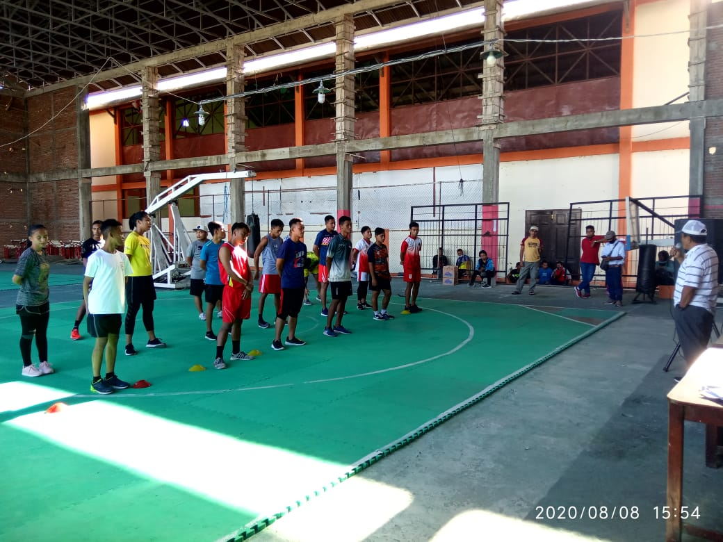 Ada Peningkatan Kebugaran Fisik Atlet Gorontalo