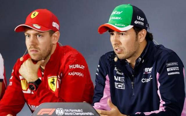 Sergio Perez Hengkang, Sebastian Vettel Jadi Pembalap Aston Martin Musim Depan