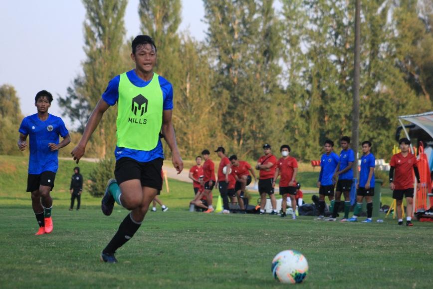Menang Perdana, Timnas Indonesia U-19 Kalahkan Qatar 2-1