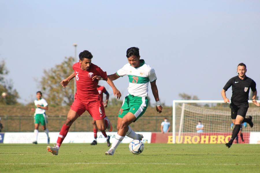 Uji Coba Kedua Lawan Qatar, Timnas U-19 Berakhir Imbang