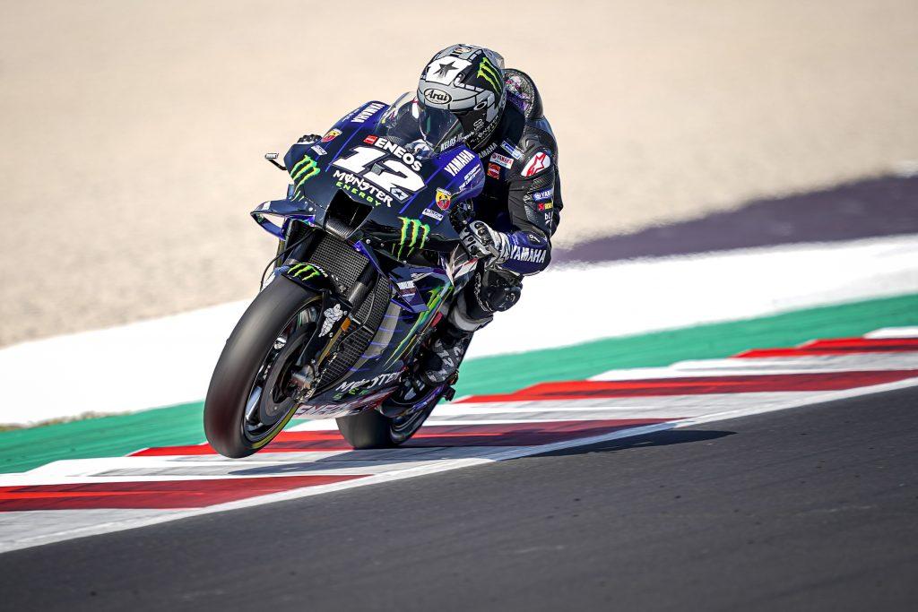 Maverick Vinales Juarai MotoGP Emilia-Romagna, Pembalap Yamaha Lain Bernasib 'Apes'