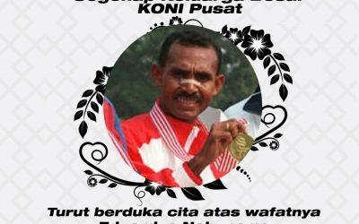 Legenda Atletik Indonesia Wafat karena Serangan Jantung
