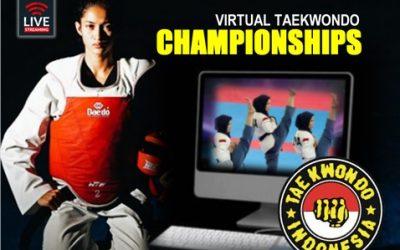Kontingen Taekwondo Indonesia Raih 15 Medali pada Kejuaraan Internasional Taekwondo