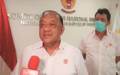 Ketua Umum KONI Pusat Berharap Kegiatan Olahraga Prestasi Dapat Digelar di Luar Zona Merah Covid-19