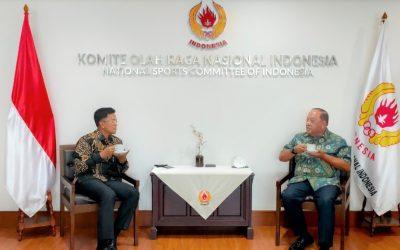 Ketum KONI Pusat Titip Pesan pada HUT Wakil Walikota Payakumbuh