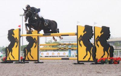 Disiplin Show Jumping 145 cm Membawa Equinara Juara Umum ECL 2020