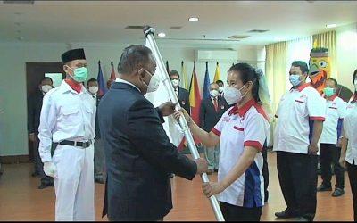 Pelantikan Pengurus Besar Perkumpulan Angkat Berat Seluruh Indonesia (PB.PABERSI)