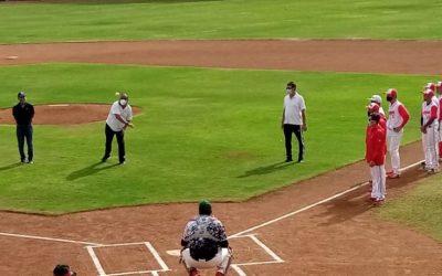 Kembali Digelar, Masyarakat Haus Menyaksikan Pertandingan Liga Baseball