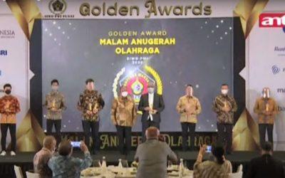 Golden Award Diberikan Berdasarkan Pengamatan Wartawan Olahraga