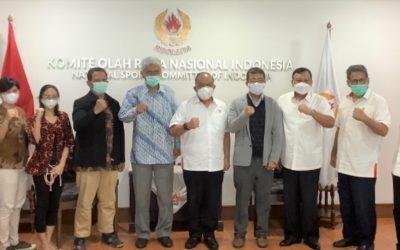KONI dan Akademisi Keolahragaan Siap Kolaborasi untuk Tingkatkan Kualitas Pengelolaan Olahraga Indonesia