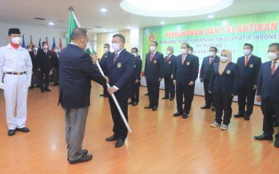 Ketua Umum KONI Pusat Ajak PP. Pertina Turut Memotivasi Masyarakat untuk Bangkit
