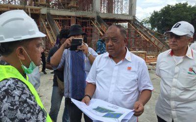 Ketum KONI Pusat Apresiasi Keputusan Presiden Tentang PON XX 2021 di Papua