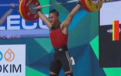 Ketum KONI Pusat Bangga Lifter Putra Indonesia Kembali Pecahkan Rekor di Kejuaraan Dunia