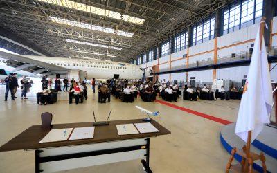 KONI Pusat – Garuda Indonesia Tanda Tangani Perjanjian Kerjasama sebagai Official Airline Patriot Olahraga