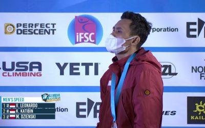 Atlet Putra Panjat Tebing Indonesia Bertemu di Final, Pecahkan Rekor Dunia