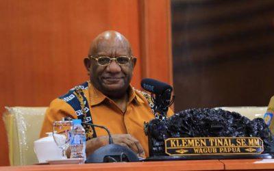 Jadwal PON XX Tahun 2021 di Papua Dipastikan Tetap Meski Wagub Papua Wafat