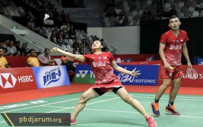 Kompetisi Bulu Tangkis di Eropa, Indonesia Borong Medali