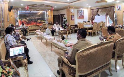 Upaya Selesaikan Masalah Dilakukan untuk Klaster Kota Jayapura