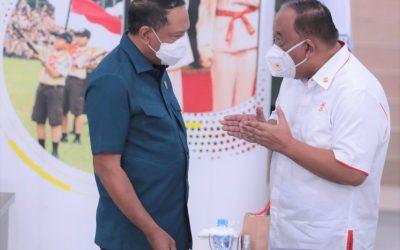 Ketum KONI Pusat Tegaskan Terus Perbaiki Komunikasi Penyelenggara PON XX
