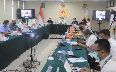 Rapat Koordinasi Persiapan PON XX Digelar 99 Hari Sebelum Pembukaan