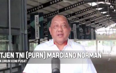 KONI Seluruh Indonesia Sepakat akan Kampanyekan PON XX di Papua