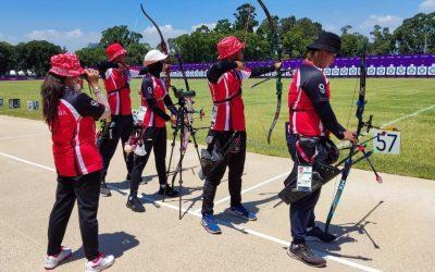 Tim Indonesia Jalani Latihan Perdana di Jepang