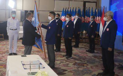 Usai Melantik PB.PRSI, Ketum KONI Pusat Berharap Akuatik jadi Lumbung Medali