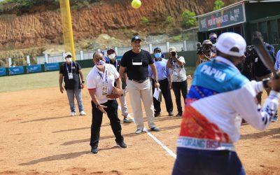 Cabor Softball Putra Mengawali Pertandingan PON XX di Papua
