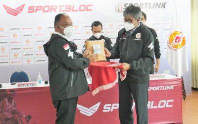 Haornas ke-38, KONI Pusat Persembahkan Aplikasi Sportbloc
